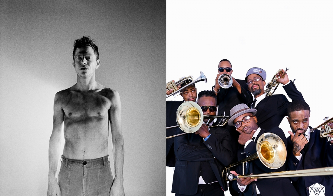 """Hypnotic Brass Ensemble & Perfume Genius Share, """"A Fullness Of Light In Your Soul""""<span>New Single Featured on 'This is a Mindfulness Drill'</span>"""